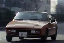 太陽にほえろ!に出ていた珍しいフランス車。