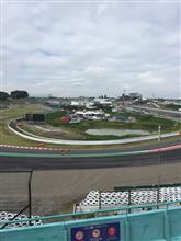 F1日本GP、二日目。