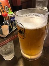 休みになったので昼間からビール