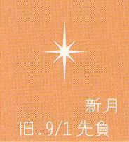 月暦 10月20日(金)
