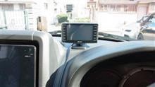ドライブレコーダーとレーダー取付・・・