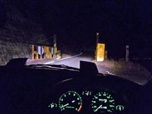 山形県道13号線 金山峠(夜バージョン)