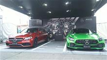 Mercedes-AMG展示