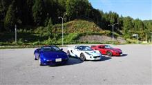 初っ!! 山形スーパーカーミーティング