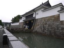 京都旅行と名城スタンプ