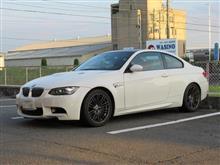 メンテナンスは大事...BMW E92 M3 エンジンオイル交換 4CT-S