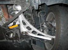 BMW E46 マイレコントロールアームのご感想