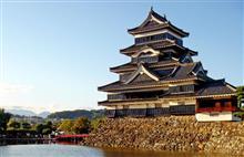 上高地へ、一日目は松本まで。