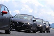 『燃費がいいだけではない、マツダ スカイアクティブXの高い完成度に驚き』<ウェブモーターマガジン>/気になるマツダのWEB試乗記。