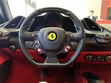 フェラーリに魅了される!