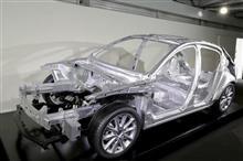 『マツダ、次世代車両構造技術を確立…クルマ全体で最適化追求』<カービュー!>/気になるマツダのWeb記事。