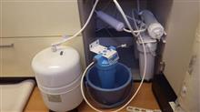 浄水器のメンテナンス