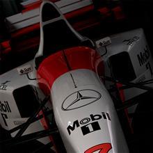 【ドニントン・パーク】McLaren Mercedes MP4/10 1995, MP4/11 1996