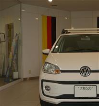 VW UP! 納車
