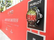 フェラーリ 70 周年記念日本イベントに行ってきました。