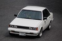 昭和車ジムカーナ、明日申込だよ。