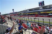 久々、F1日本GP!
