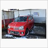 コイン洗車場での洗車について