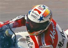 世界GP 日本Rd 野佐根選手 阿部典史選手