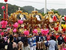 姫路市荒川神社 小芋祭り宵宮