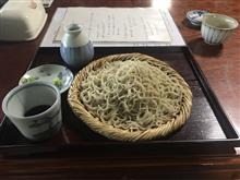 山奥の蕎麦処(長野県伊那市,長野県諏訪市)