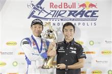 インディアナポリスで日本人2人目の優勝者!