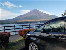 富士五胡ドライブ前編(前泊~山中湖,忍野八海)
