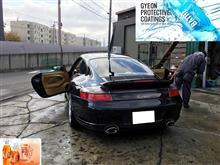 クルーズ 996ターボにジーオンクォーツコート!