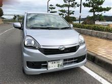ミライースが普通車に?!!!!!