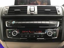 F20+エアコンパネルLCI+オーディオフレームカバー