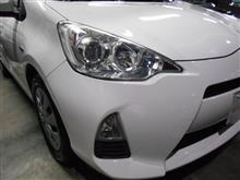 H26年式 アクアHV10万キロ以上の過走行車が60万円以上で取引されています!!
