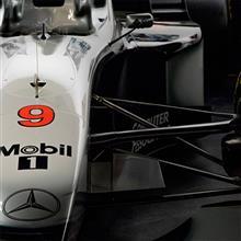 【ドニントン・パーク】McLaren Mercedes MP4-12 1997