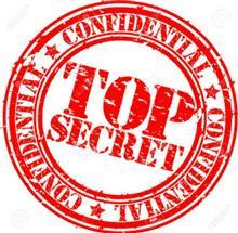 TOP SECRET☆