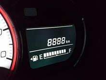 8888km走破