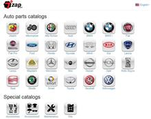 各輸入車webパーツカタログ