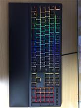 初のゲーミングキーボード買いました