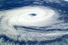 台風でゴロン💨