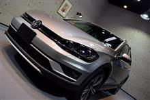 『駆動トルクのほぼ100%を後輪に配分可能。』VWゴルフオールトラックのガラスコーティング【リボルト札幌】