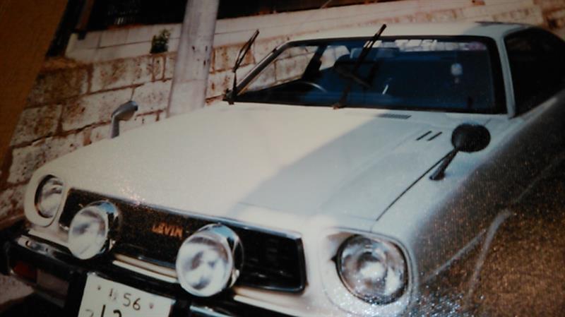 過去所有の車②
