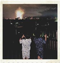 長良川の夜空に咲いた大輪の華 特別会場で花火を見た岐阜の旅。