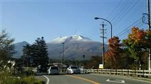 軽井沢までドライブ