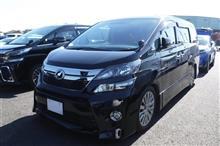 【買取車両】H25 ヴェルファイア 2.4Z ゴールデンアイズ
