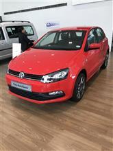 VW poloの新車を買ってしまいました!!