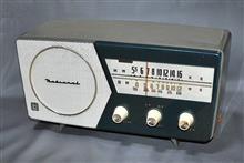 松下電器産業 ナショナル 真空管ラジオ EA-415
