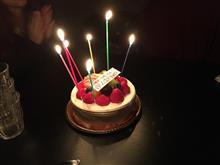昨日は娘の誕生日でした!