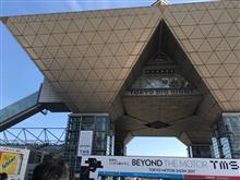 東京モーターショー行っただよ。