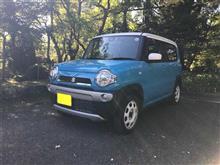 先日のカーシェア 〜スズキ・ハスラー〜