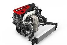 シビック タイプR エンジン