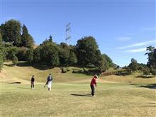 ゴルフ日和⛳️