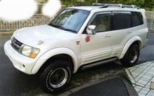 昨日はPAJEROを洗車して長スパへ!